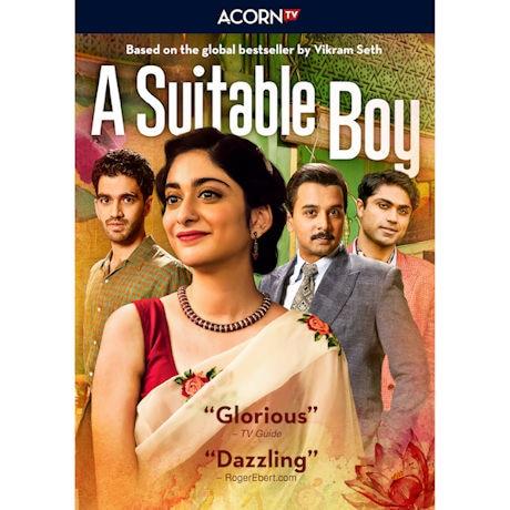 A Suitable Boy DVD