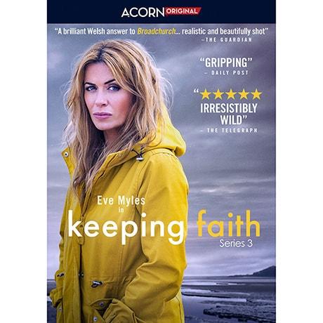 Keeping Faith, Series 3 DVD & Blu-ray