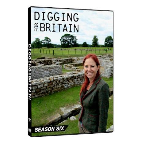 Digging for Britain Season 6 DVD