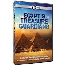 Egypt's Treasure Guardians DVD