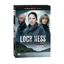 Loch Ness, Series 1 DVD & Blu-ray