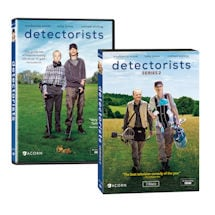 Detectorists: Series 1 and 2 DVD