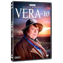 Vera Set 10 DVD