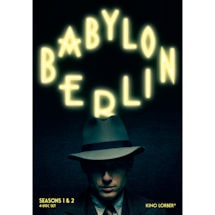 Babylon Berlin Seasons 1 & 2 DVD