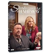Shakespeare and Hathaway Season 3 DVD